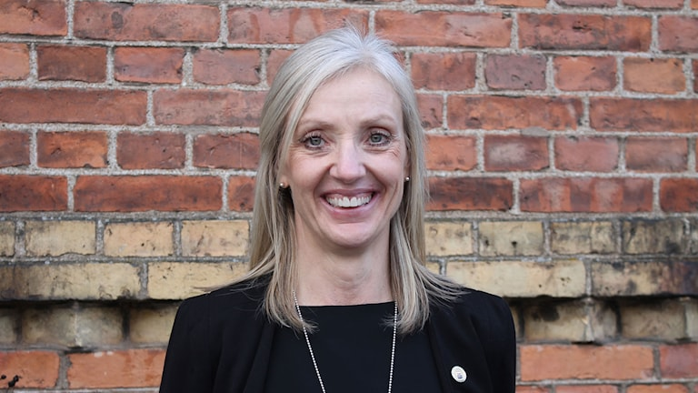 Diana Olsson, ny kommundirektör i Simrishamns kommun.