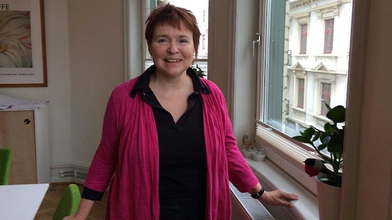 Sigbritt Arvidsson, biträdande enhetschef på Maria Nordväst