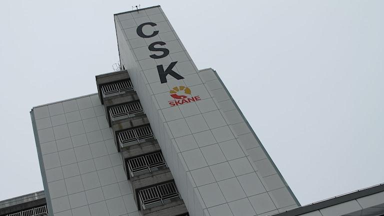 Fasad CSK Kristianstad
