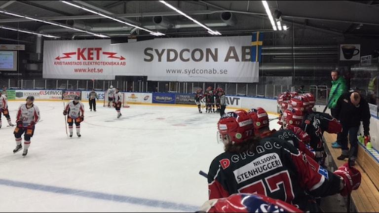 Foto: Glenn Göransson, Sveriges radio