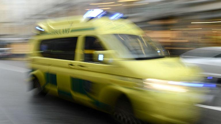 Nattöppet för ambulansintag i Trelleborg utreds