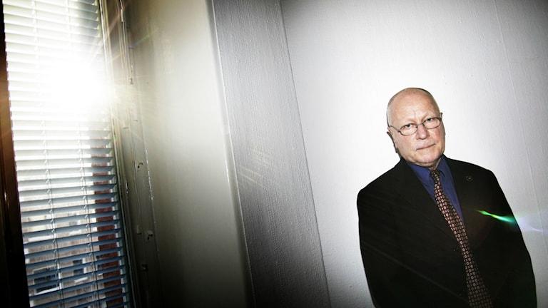 Ordförande för brottsofferjourernas riksförbund.