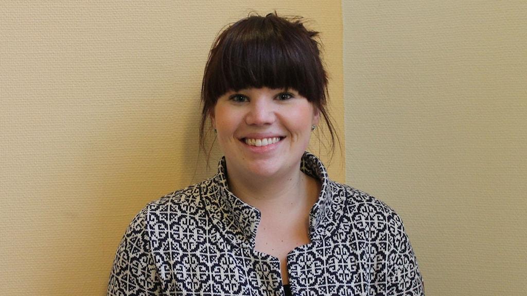 Madeleine Johansson, dietist