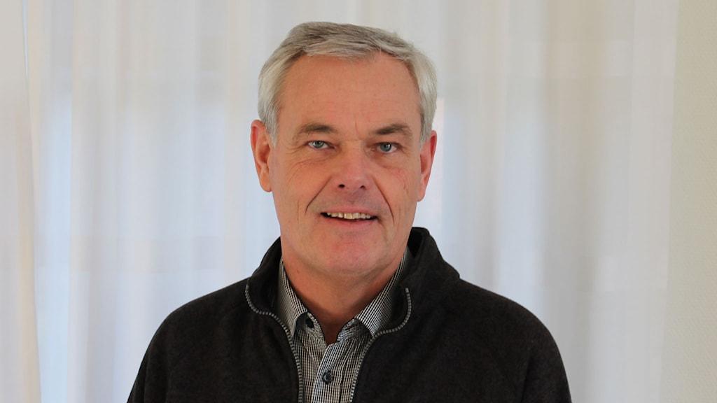 Göran Wigermo, polisen