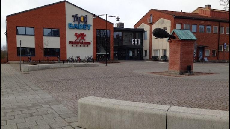 Tivolibadet i Kristianstad. Foto: Josefin Modig/Sveriges Radio