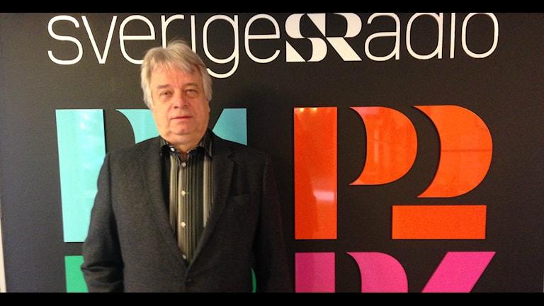 Arnold Andreasson, C. Foto: Linnéa Mattisson/Sveriges Radio