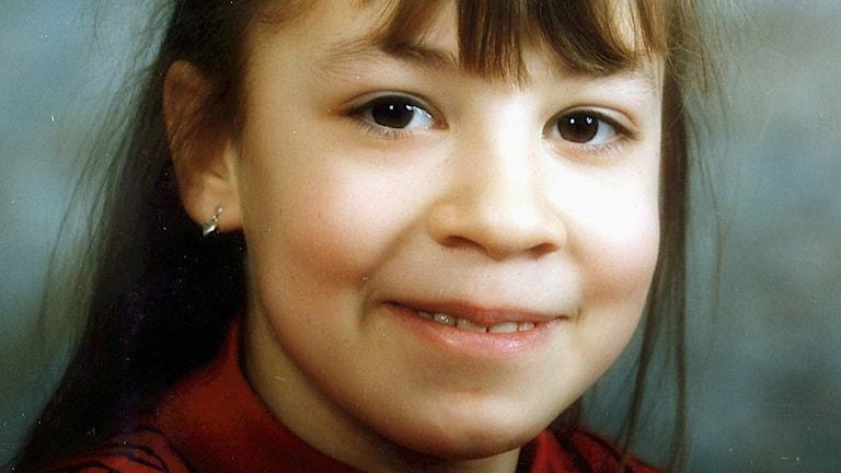 Helén Nilsson var tio år när hon försvann. Foto: Arkivbild/TT