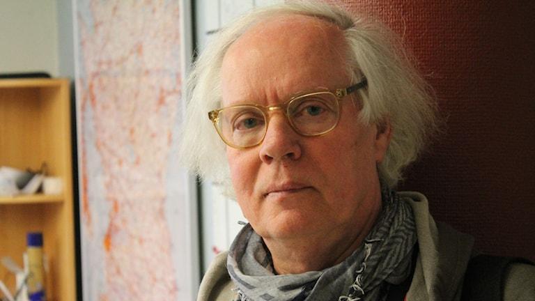 Barn- och ungdomsboksförfattaren Ulf Stark