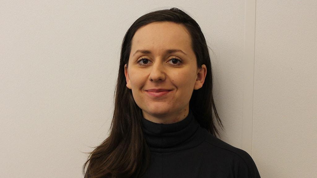 Violete Kurti, språkrör för Grön Ungdom Syd