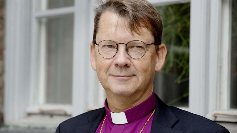 Johan Tyrberg, biskop i Lunds stift. Foto: Martin Lindeborg