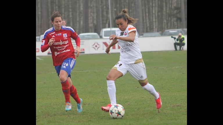 Vittsjö GIK - FC Rosengård 150425 Marta