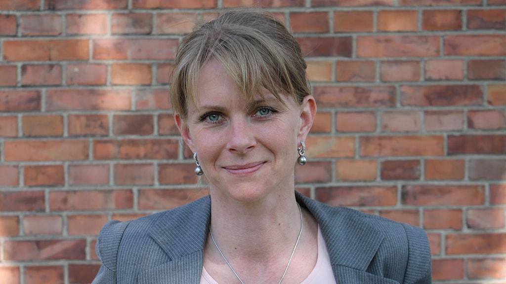 Marika Bjerstedt Hansen (S), kommunstyrelsens ordförande i Osby