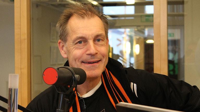 Nikolas Larsson, klubbchef IFK Kristianstad