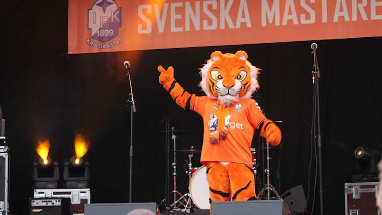 Krutis, IFK:s maskot