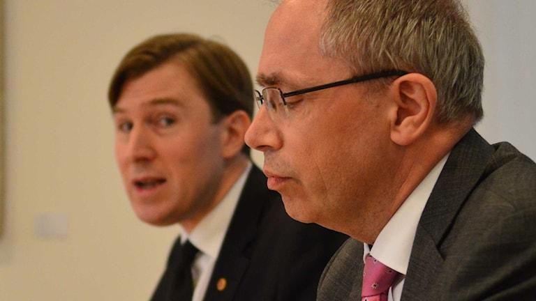 Henrik Fritzon (S) och Alf Jönsson ny regiondirektör för region Skåne