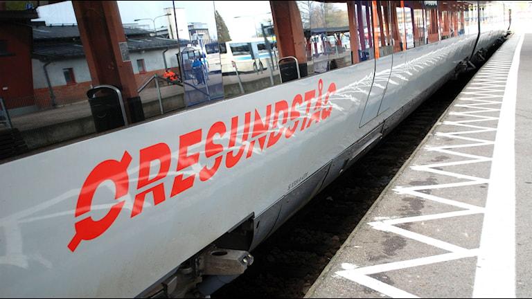 tåg öresund