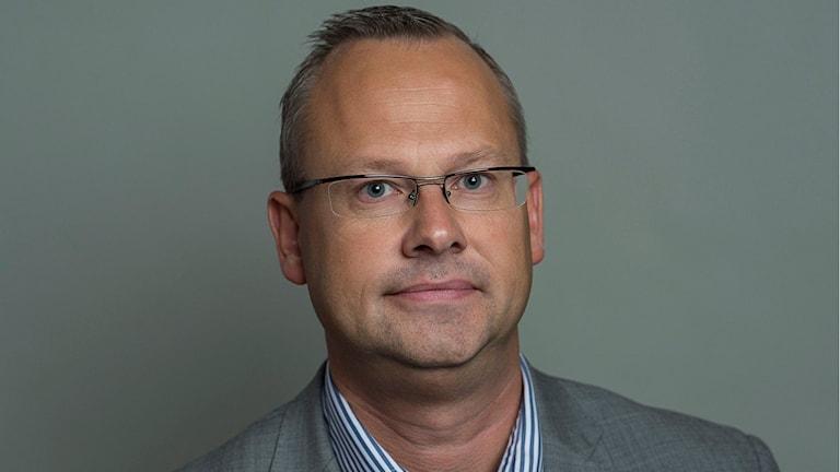 Patrik Jönsson, regionråd för Sverigedemokraterna