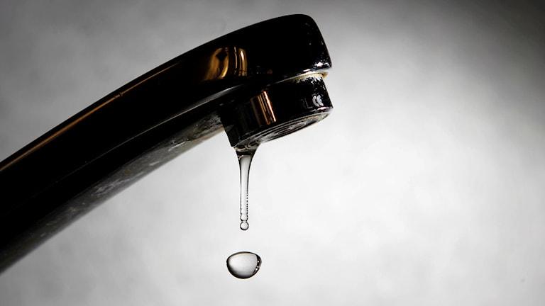 Inget vatten i kranen