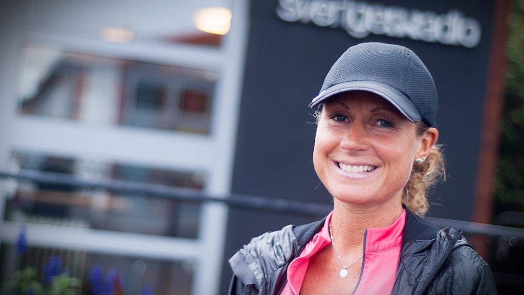 Petra Skiöld. Foto: Johan Pettersson/Sveriges Radio