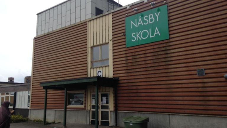 Näsby skola.