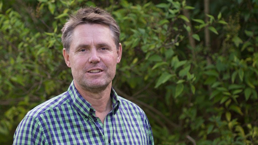 Johan Cosmo, styrelseordförande IFK Kristianstad
