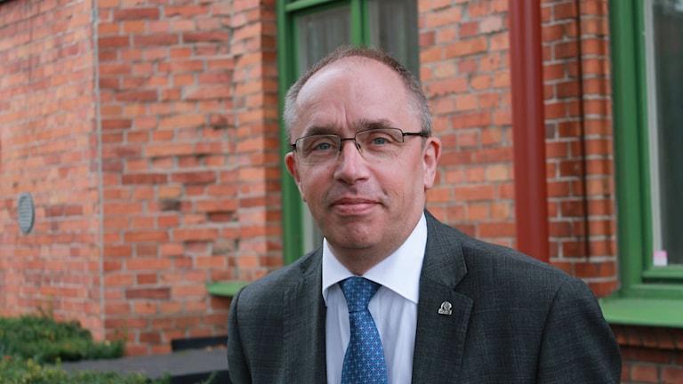 Alf Jönsson, regiondirektör.