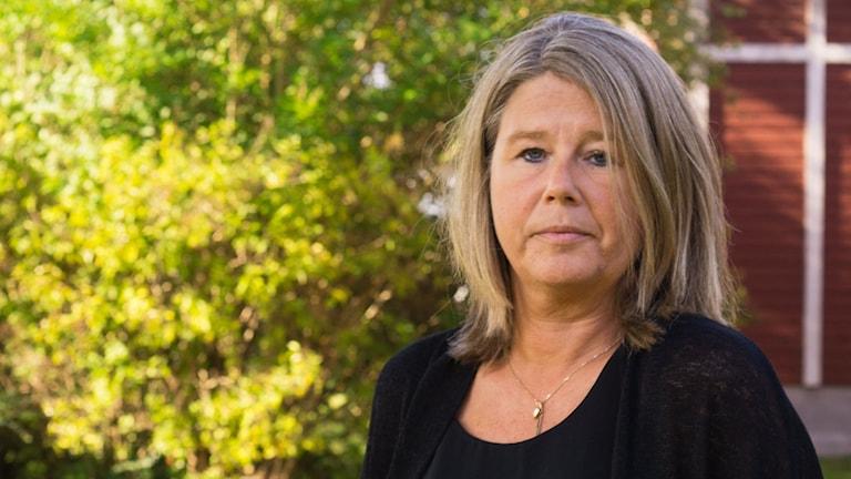 Camilla Brolin, ordförande Wä IF