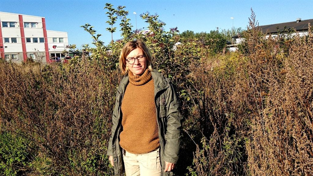 Susanne Weidemanis, projektledare  på kommunledningskontoret