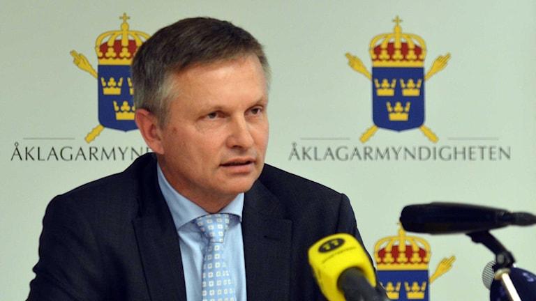 Chefsåklagare Pär Andersson