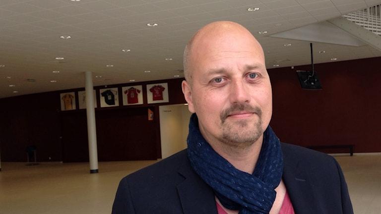 Anders Swahn, sportchef KFF.