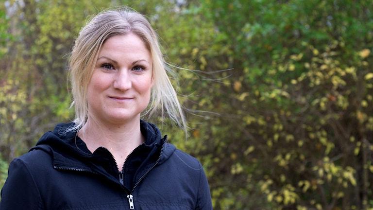 Linda Dahlqwist, personlig tränare
