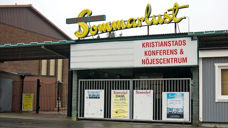 Sommarlust entré i Kristianstad