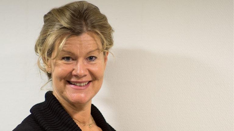 Maria Olsson, specialistläkare i gynekologi