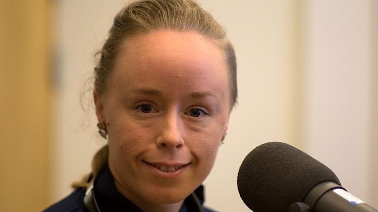 Ida Pettersson, veterinär