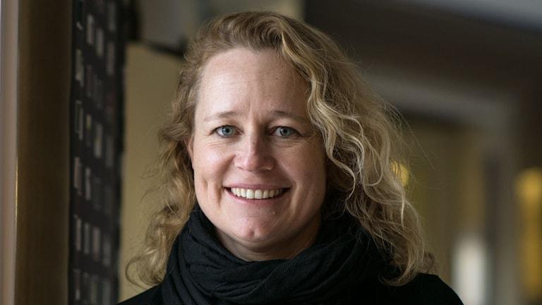 Anna Jarleman, kommunikationsdirektör i Region Skåne