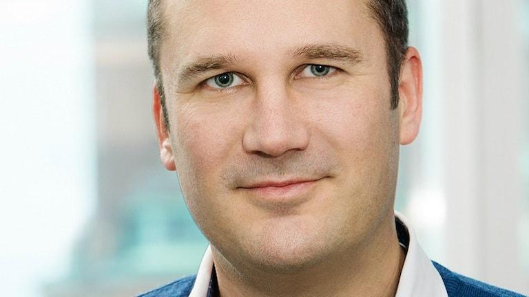 Björn Johnson. Foto: Martin Magntorn