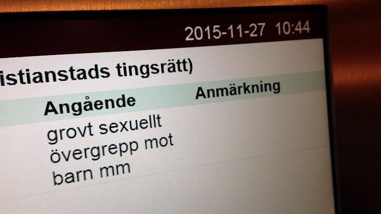 Tingsrätten i Kristianstad