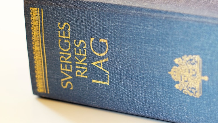 Lagbok: Sveriges Rikes Lag