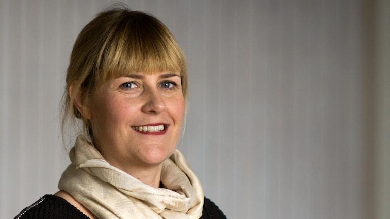 Jessica Augustsson, hotellchef