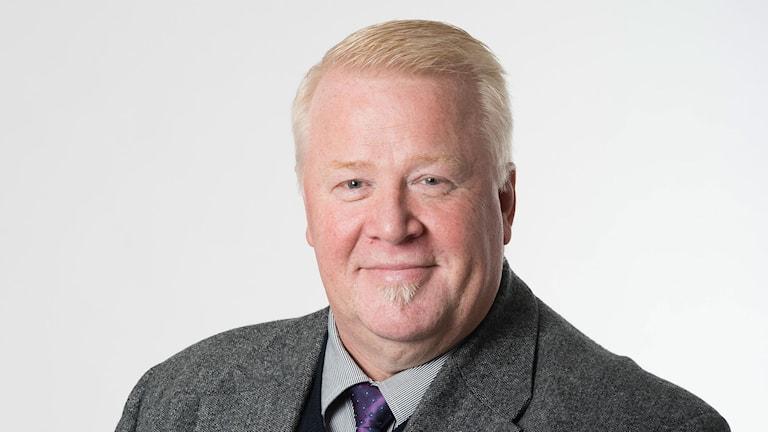 Stefan Svalö (S), regionråd och ordförande i kollektivtrafiknämnden