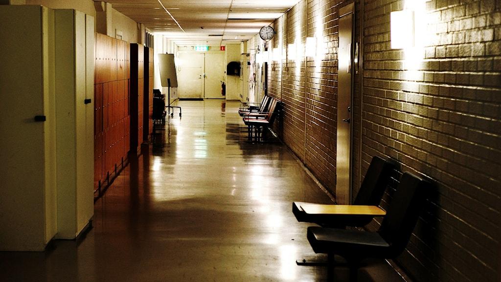 skola skolkorridor