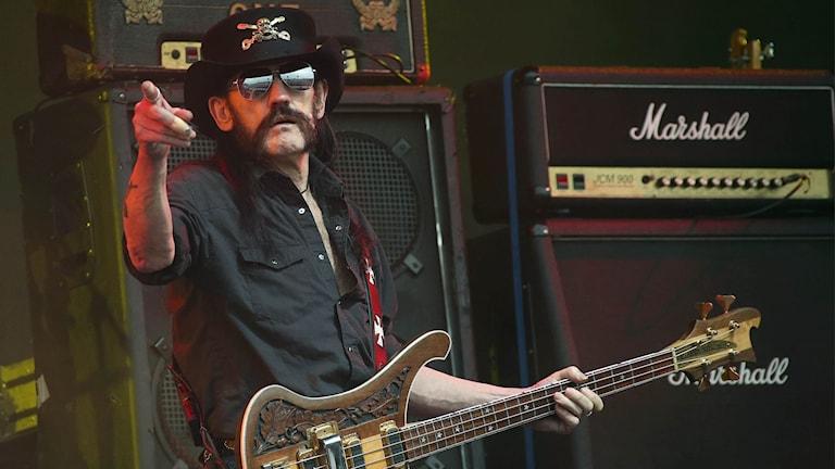Lemmy Kilmister i Motöhead