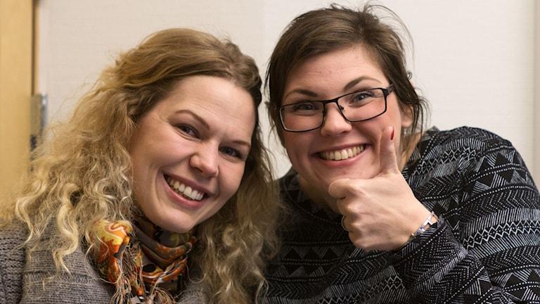 Malin och Malin Nilsson