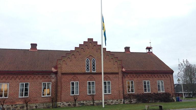 Kommunhuset i Östra Göinge