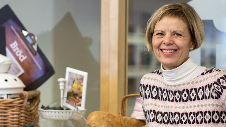 Måltidschef Lill Spenninge bjuder på måltidsglädje