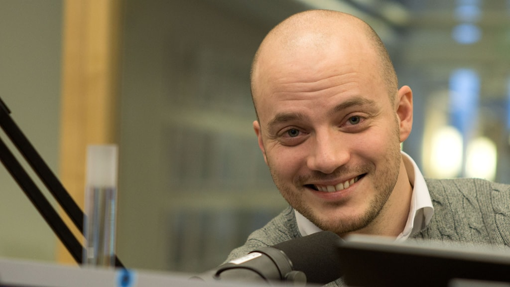 Erik Ståhl är föreläsare och livsinspiratör.