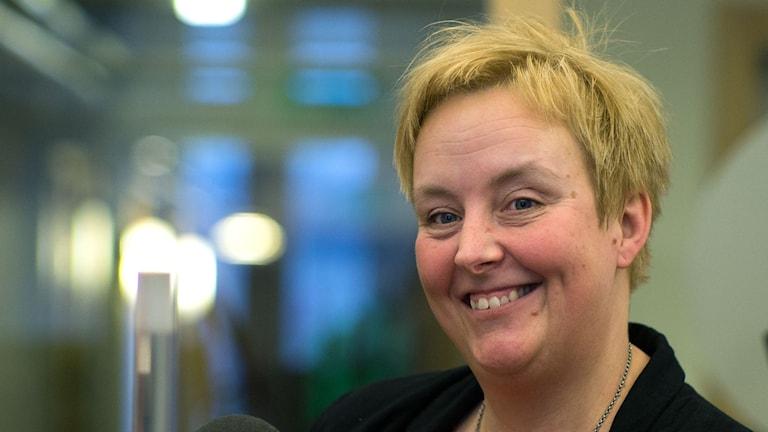 Sara Bruun, förstelärare på Furutorpsskolan i Vinslöv