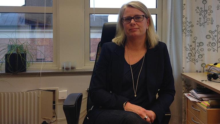 Åklagare Pernilla Tallinger