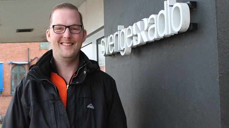 Marcus Svensson från Knislinge gör podd om Göinge.