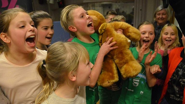 Viby skola vann den andra semifinalen